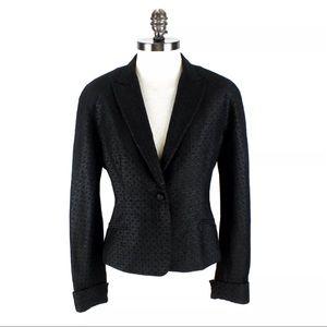 Kay Unger Preppy Blazer Jacket Business Career